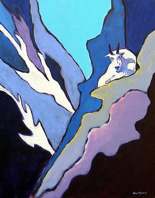 Painting - Far And Above by David  Maynard