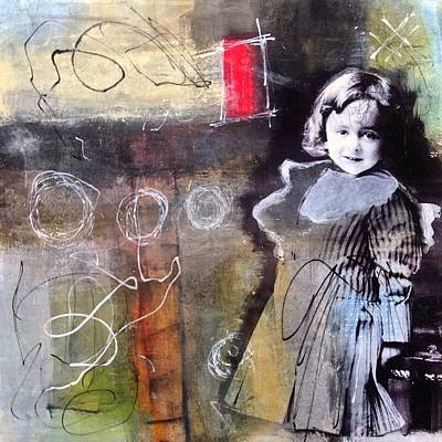 Painting - Fast Forward by Susan McCarrell