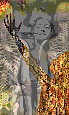 Digital Art - Fatal Audrey  by Mary Clanahan