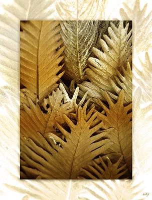 Border Digital Art - Feeling Nature by Holly Kempe