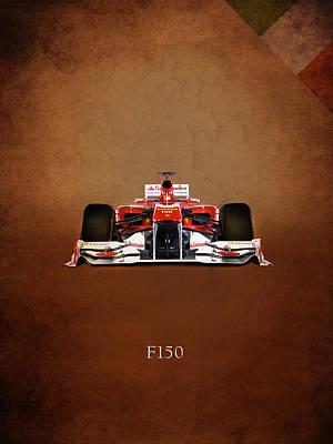 Ferrari F150 Print by Mark Rogan