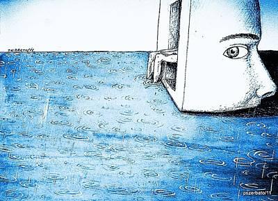 Fertile Imagination Print by Paulo Zerbato