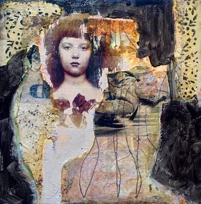 Mixed Media - Fiddlesticks by Susan McCarrell