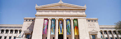 Field Museum Chicago Il Print by Panoramic Images