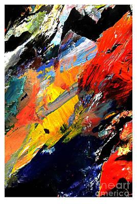 Field Of Dreams Print by Charlie Spear
