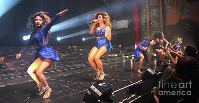 Concert Photograph - Fifth Harmony-3064-stage by Gary Gingrich Galleries