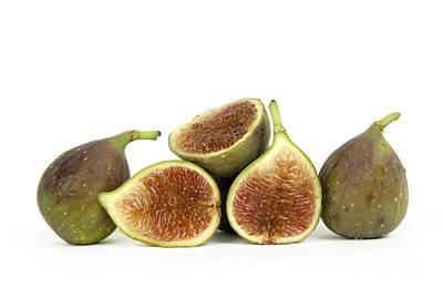 Nourishment Photograph - Figs by Bernard Jaubert