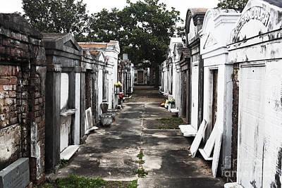 Final Resting Place Photograph - Final Destination by John Rizzuto