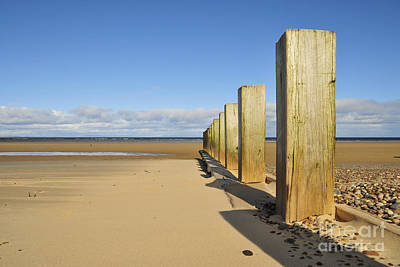 Scotland Photograph - Findhorn by Stephen Smith
