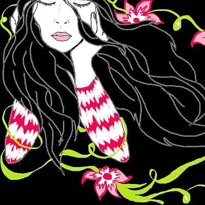 Fine Art Original by Youssef Youchaa