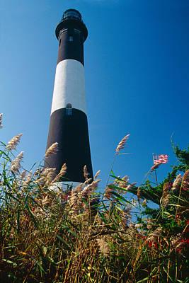 Fire Island Lighthouse Print by George Oze