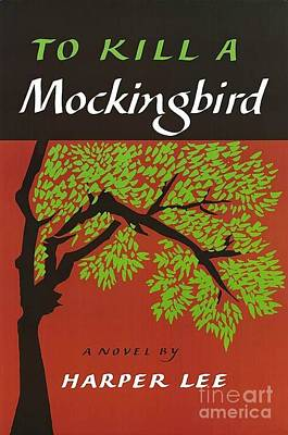 Mockingbird Painting - First Edition by John Malone