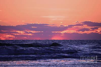 Photograph - First Glow 10-23-16 by Julianne Felton