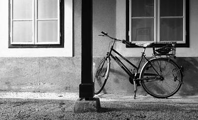 Cslanec Photograph - First Ride by Christian Slanec
