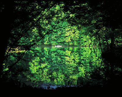 Jim Nelson Photograph - Fishing Bower by Jim Nelson