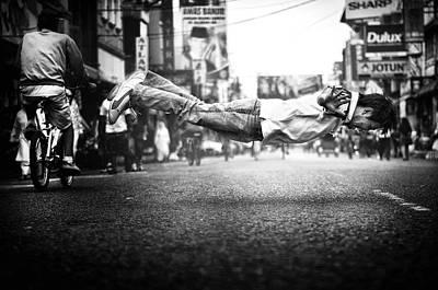 Float Photograph - Floats by Firman Maulana