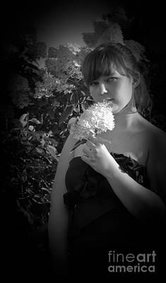 Flower 2 Print by Tara Lynn