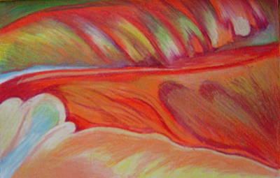 Flower Detail Original by Fanny Diaz