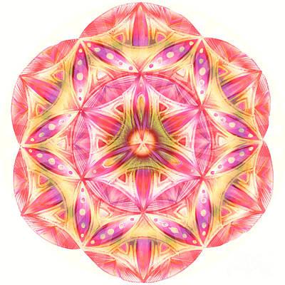 flower of Life 5 Original by Cveta Dinkova