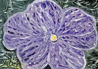 Painting - Flower Of Life by Suzanne Surber