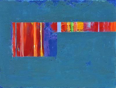 Flowerfield Painting - Flowerfields I by Eduard Meinema