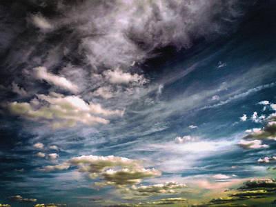 Flutter Photograph - Flyaway by Tom Druin