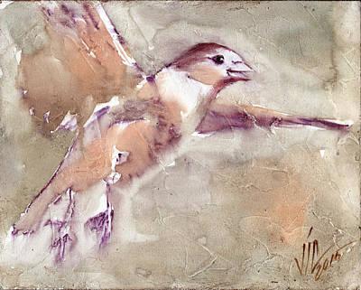 Flying Original by Vali Irina Ciobanu