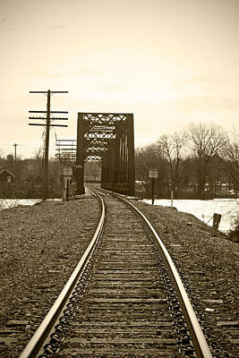 Follow The Tracks Original by Kristine Gates