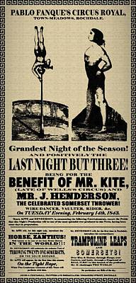 Kites Digital Art - For The Benefit Of Mr Kite by Bill Cannon