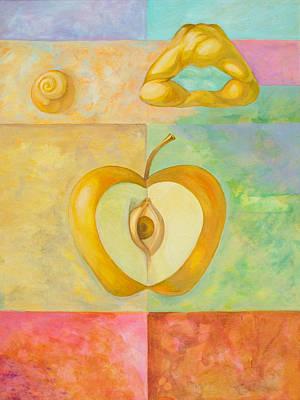Forbidden Fruit Original by Filip Mihail