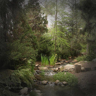 Forest Original by Joseph G Holland
