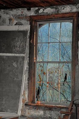 Patina Digital Art - Forever Is Not Found Here by Jan Amiss Photography