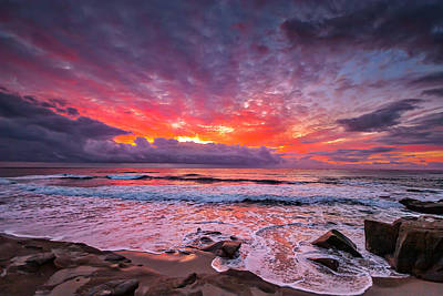 Cloud Formations Photograph - Forever by Peter Tellone