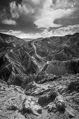 Forgotten - Canyon Sin Nombre Print by Alexander Kunz