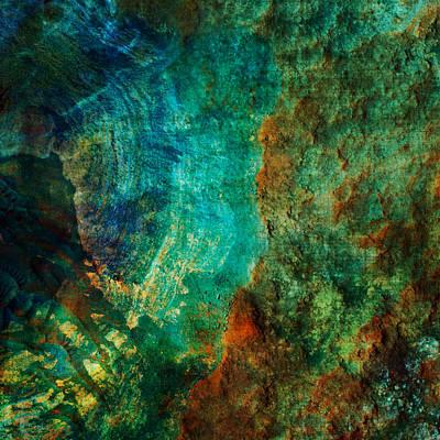 Forgotten Lake Original by Ally White