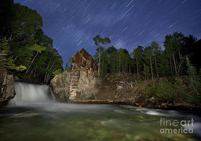 Old Mills Photograph - Forgotten Mill by Keith Kapple