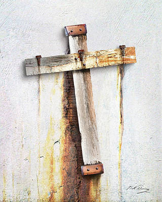 Fractured Faith Original by Bill Fleming