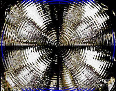 Various Mixed Media - Fractured Spin Off by Debra Lynch