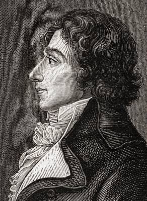 Fran Ois Chabot, 1757-1794. French Print by Vintage Design Pics