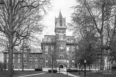 Indiana Photograph - Franklin College Old Main by University Icons