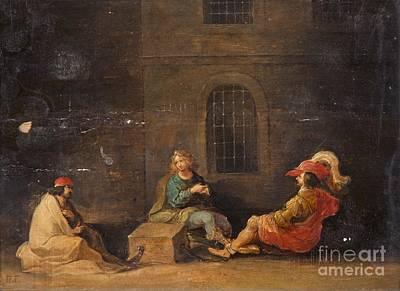 Prison Painting - Frans Francken by Joseph