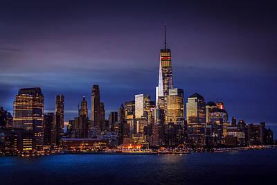 Wolkenkratzer Photograph - Freedom Tower by Gerd Fischer