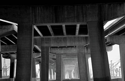 Photograph - Freeway by Larry Butterworth