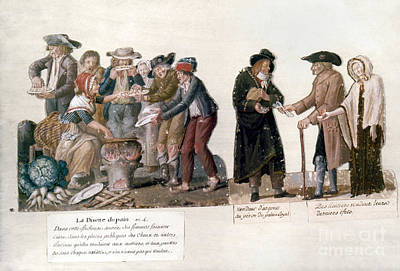French Revolution, 1795-96 Print by Granger