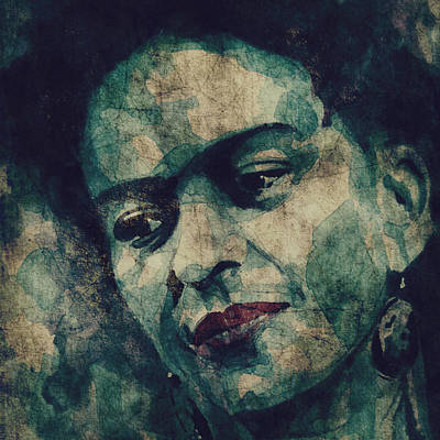 Painter Digital Art - Frida Kahlo National Treasure by Paul Lovering