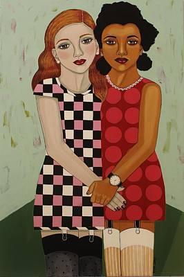 Friendship Original by Stephanie Cohen
