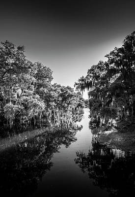 White River Scene Photograph - Frog Creek by Marvin Spates