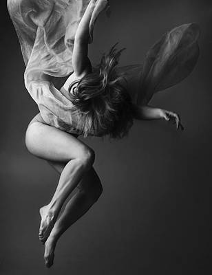 Dancer Photograph - From The Heavens by Stephanie Matthews