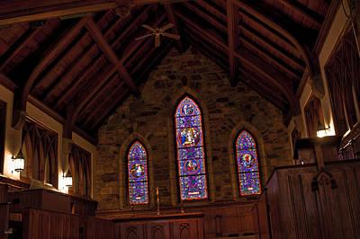 Frost Chapel Hdr 3 Original by Jason Blalock