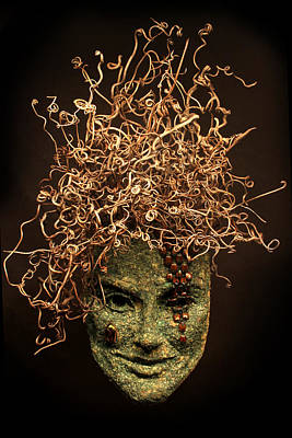 Ent Sculpture - Frou-frou by Adam Long